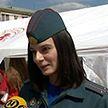 Операцию «Охлаждение» проводят МЧС и Красный Крест во время жары в Минске