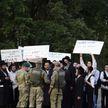 Ситуация с паломниками-хасидами на белорусско-украинской границе: сотни измученных ожиданием верующих надеются попасть в Умань