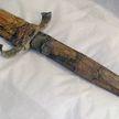 Средневековый меч достали со дна крупнейшего озера Норвегии