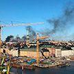 Ночной взрыв в столице Швеции, есть пострадавшие