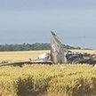 Военный самолёт потерпел крушение в Польше: погиб пилот