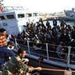 К берегам Испании за выходные прибыли около 800 беженцев