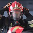 Пожар в Сенно: ребёнок получил ожоги