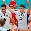 Волейбол: мужская сборная Беларуси обыграла норвежцев в отборе к ЧЕ-2019