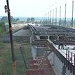 Как обстоят дела с ремонтом аварийного моста через Припять?