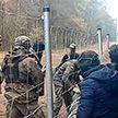 Польские силовики запугивают беженцев выстрелами – ГПК