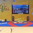 Россиянка Дина Аверина завоевала золото ЧМ по художественной гимнастике в многоборье