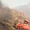В Китайской провинции Сычуань вышли из-под контроля лесные пожары: в огне погибли 30 спасателей