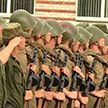 День Независимости: войска Минского гарнизона готовятся к параду