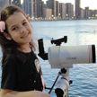 Восьмилетняя девочка из Бразилии стала самым молодым астрономом в мире