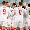 Сборная Беларуси по футболу оказалась сильнее команды Литвы в матче Лиге наций