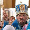 «Дорога к святыням» прибыла в Слоним: старт экспедиции совпал с праздником Успения Пресвятой Богородицы