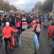 Воскресные протестные акции в Минске: милиция задержала наиболее опасных участников