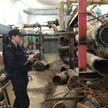 На рабочего в Гомеле упала металлическая труба: он в реанимации