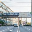 Фотофакт: «надземное» метро появилось в Минске