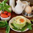 Кольца из кабачка с фаршем и яйцом – завтрак за полчаса! Посмотрите, как это аппетитно – хочется съесть все сразу!