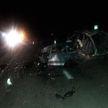 Три человека пострадали в лобовом ДТП под Полоцком