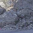 Камнепад произошел при строительстве дороги в Дагестане