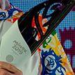 Презентация эстафеты «Пламя мира» II Европейских игр состоялась в Минске