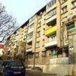 Подъезд одной из витебских многоэтажек превратился в строительную площадку