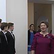 Торжественный прием в честь 8 Марта провел губернатор Гродненской области Владимир Караник