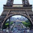 Громкий шум в Париже приняли за взрыв. Полиция объяснила, что это было