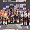 Алёна Омелюсик стала чемпионкой мира по велоспорту в командной гонке