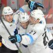 Минское «Динамо» победило в шестой раз подряд в чемпионате Континентальной хоккейной лиги