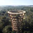 140 метров над уровнем моря: «лесная спираль» открылась в Дании