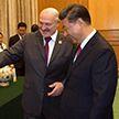 Лукашенко: Китай всегда может рассчитывать на поддержку Беларуси в любой сфере