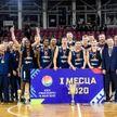 Баскетболисты «Цмокi-Мiнск» выиграли Кубок Беларуси