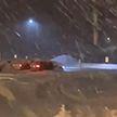 В Канаде за несколько часов выпало 70 сантиметров снега