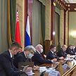 В Москве проходит встреча глав правительств Беларуси и России