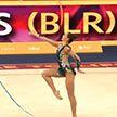 Анастасия Салос выиграла пять золотых медалей на международном турнире по художественной гимнастике в Будапеште
