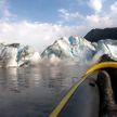 Страшная климатическая катастрофа: каякеры едва не погибли у берегов Аляски (ВИДЕО)