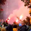 Футбольные фанаты в Праге и Братиславе устроили беспорядки