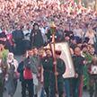 Память белорусского святого Афанасия Брестского почтили крестным ходом