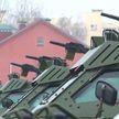 Первая партия бронированных машин отечественного производства поступила на вооружение