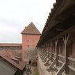В Лидском замке приступают к музеефикации башни Гедимина XIV века