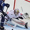 Опять волевая победа:  хоккеисты «Динамо» с трудом одолели  «Слован»