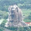 Здание весом 16 тысяч тонн снесли в Пенсильвании (ВИДЕО)