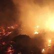 Экстренная эвакуация объявлена в Калифорнии из-за лесных пожаров