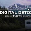 В США заплатят 1000 долларов за отказ от смартфона на 48 часов