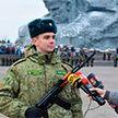 Более тысячи новобранцев приняли присягу в Брестской крепости
