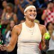 Арина Соболенко занимает 13-ю строчку в рейтинге WTA