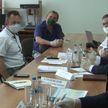 Помощник Президента - инспектор по Гродненской области провел прямую линию