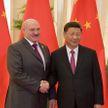 Лукашенко поздравил с днем рождения Си Цзиньпина