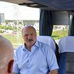 Александр Лукашенко оценил готовность МКАД и придорожной инфраструктуры к II Европейским играм
