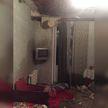 Штукатурка в жилом доме в Минске обрушилась из-за грозы