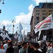 В Киеве малый бизнес протестует против сноса киосков